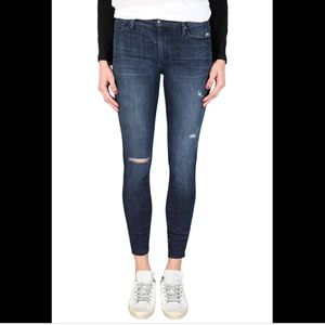 NWT Black Orchid Noah Fray Ankle Jeans - Sz 25